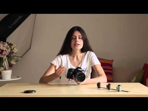 Как сделать фон размытым на фотоаппарате