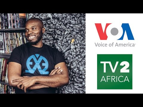 Roye Okupe (E.X.O. Creator) Interviews With Voice of America