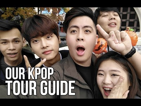 OUR KPOP TOUR GUIDE!