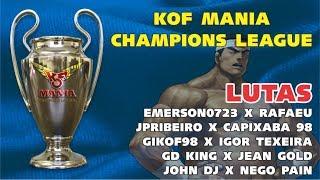 KOF MANIA CHAMPIONS LEAGUE - SÉRIE C/D - #2