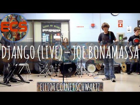 Django (Live Version) - Joe Bonamassa Band Cover