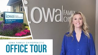 Iowa Family Chiropractic Des Moines Office Tour
