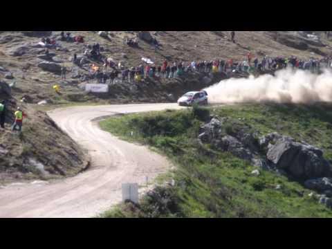 RALI DE PORTUGAL/2017, 'Caminha 2', JARI-MATTI LATVALA + MIIKKA ANTTILA - Toyota Yaris WRC