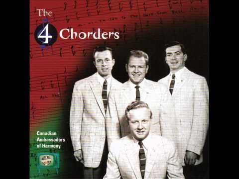 The Four Chorders Quartet  Because  wmv