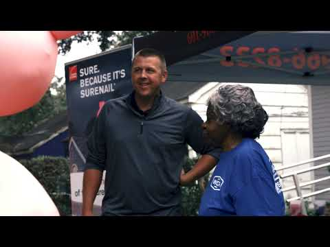 No Roof Left Behind - Roof Giveaway In Jackson, MS - Watkins Construction & Roofing
