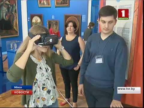 Кревский и Гольшанский замки можно посетить виртуально