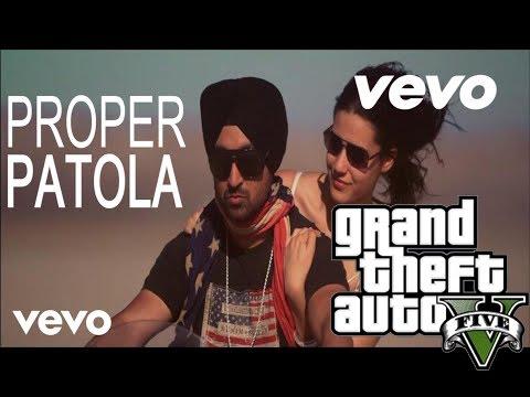 Proper Patola | Diljit Dosanjh | PUnjabi songs