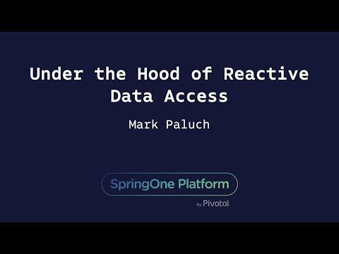 Under the Hood of Reactive Data Access - Mark Paluch