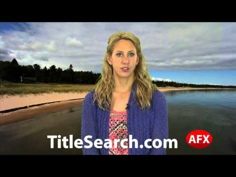 Property title records in Oceana County Michigan | AFX