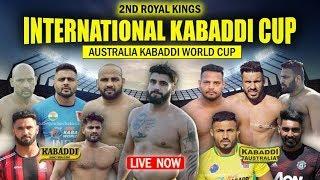 🔴[LIVE] International Kabaddi Cup Australia | 13 OCT 2019 | Australia Kabaddi World Cup |