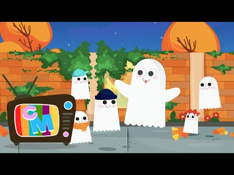5 Fantome  – Clopotelul Magic – cantece pentru copii – Cantece pentru copii in limba romana
