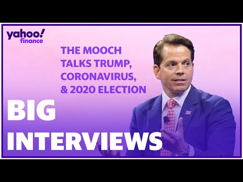 Anthony Scaramucci talks Trump on coronavirus, the 2020 election, market volatility and more [Full]