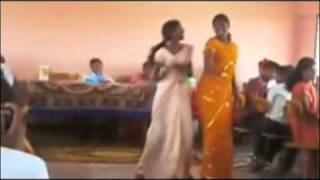 Jaffna Girl Dance