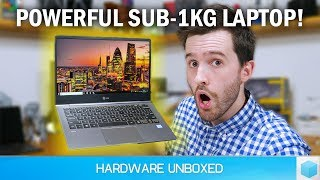 LG Gram 13 Z980 Review: Lightest Quad-Core Laptop EVER!