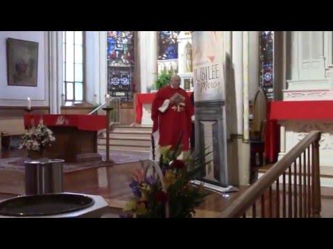 St. Mary's 1st Communion  5-14-16