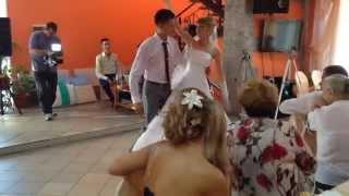 Свадебный танец Кости и Кристины 25,07,2015