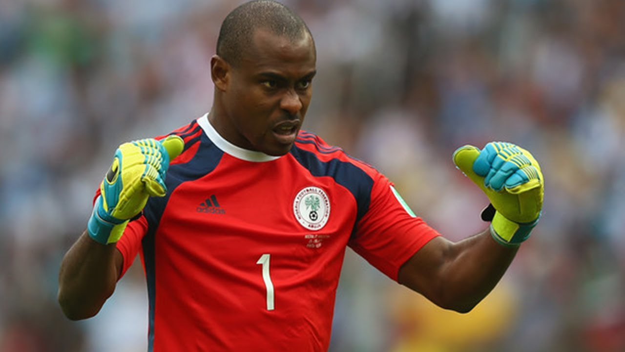 Vincent Enyeama Best Saves World Cup 2014 HD