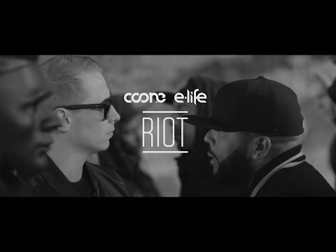 Coone & E-Life - Riot (Official Music Video)