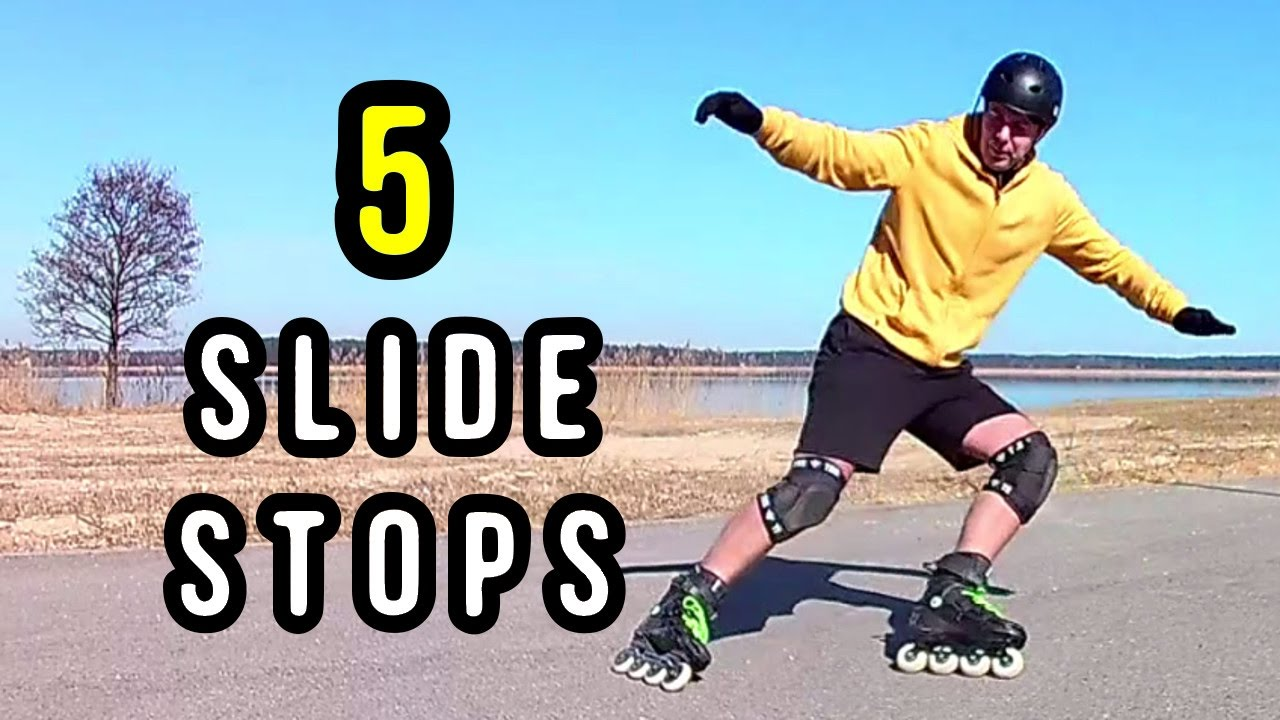 Download 5 Slide Stops on Inline Skates