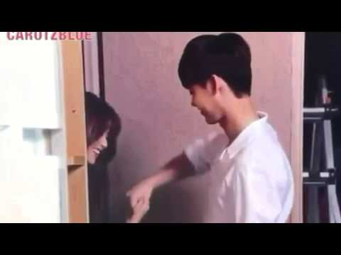 Lee Jong Suk x Han Hyo Joo BTS collection