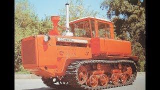 Легендарний трактор Радянського Союзу ДТ-175 ''Валігура''