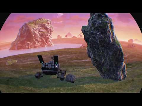 後編【PSVR】アンアーシング・マーズ 2017 火星の旅?