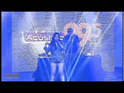 Anitta no Acústico 99,5 FM (Ao vivo em Goiania) [COMPLETO] - 22.07