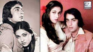Sanjay Dutt's AFFAIR With Tina Munim