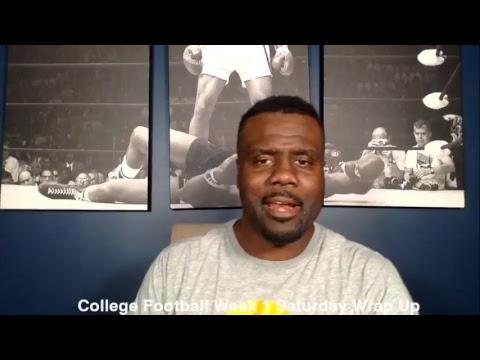 College Football Saturday Recap +Pac-12 and #GoDucks recap