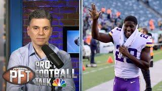 PFT Overtime: Xavier Rhodes appreciates Mike Zimmer's toughness | Pro Football Talk | NBC Sports