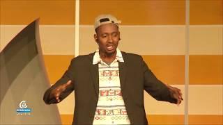 Jasper Murume - Principal's  Speech
