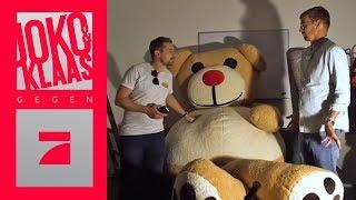 RIESIGEN ProSieben-Bär entsorgen! | Preview | Joko & Klaas gegen ProSieben