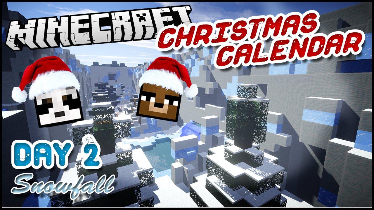 Christmas Calendar Parkour : Trolliamo il parkour christmas calendar youtube