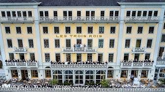 «Hotel des Jahres 2020»: «Les Trois Rois» Basel! | GaultMillau Schweiz