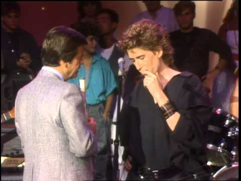 Dick Clark Interviews the Psychedelic Furs- American Bandstand 1984