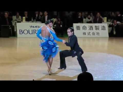 4K 2017 WDSF World Open Latin in Tokyo | Andrea Silvestri - Martina Varadi, HUN | Final  JIVE