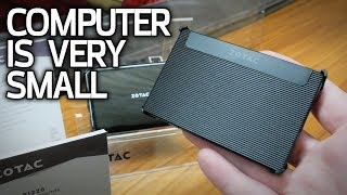 A PC The Size of a 2.5 Inch Drive! thumbnail