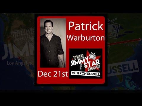 Superstar Actor Patrick Warburton   @DrJimmyStar @RonRussellShow #ROKU #jimmystarshow