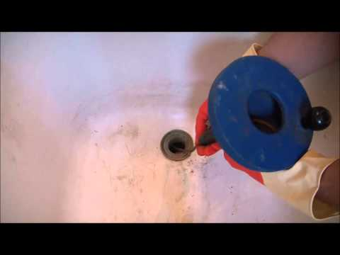 How To Unclog A Bathtub Drain Quick And Easy