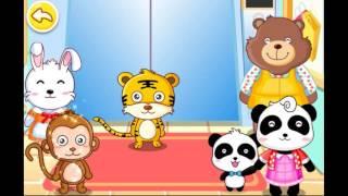 Мультики для малышей Панда Кики Основы безопасности в пути #2 мультики про машинки Kiki dr Panda
