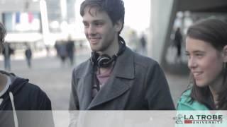 Repeat youtube video La Trobe University Orientation 2012: The Amazing Race