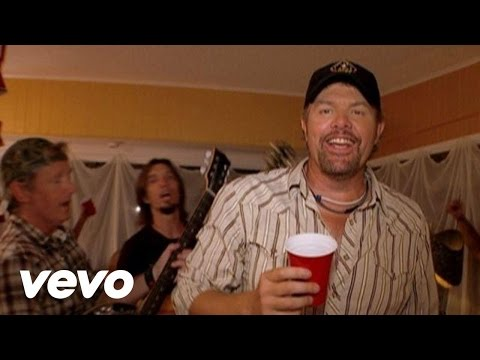 Toby Keith – Red Solo Cup YouTube Music Videos
