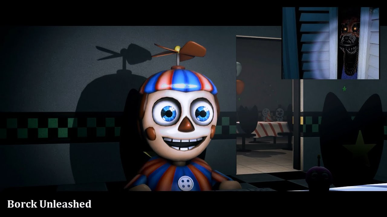Balloon Boy Reacts To Five Nights At Freddy S 4 Teaser