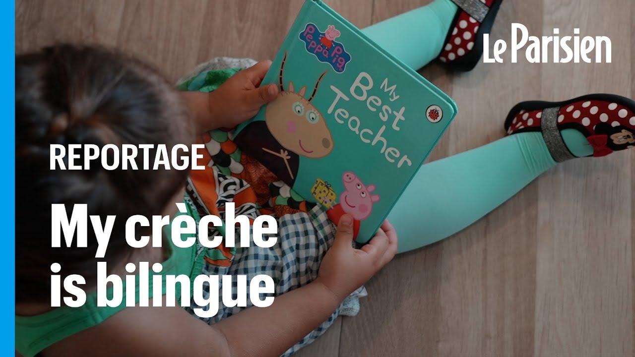 Les crèches bilingues ? «C'est surement efficace si on maintient l'apprentissage par la suite»