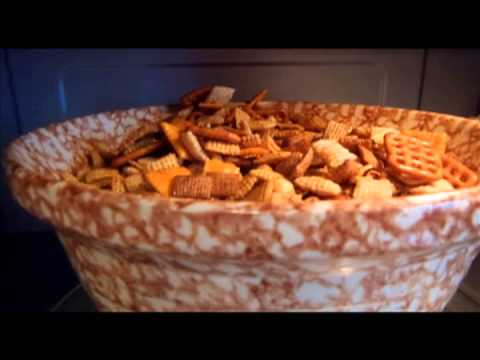 How to make homemade Chex Mix