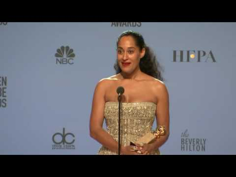 Thumbnail: Tracee Ellis Ross - Golden Globes 2017 - Full Backstage Interview