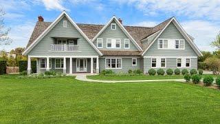 Classic Family Home with Private Beach Access in Bridgehampton, New York