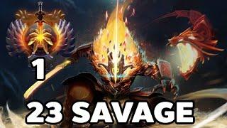 23 SAVAGE Juggernaut 11000 MMR