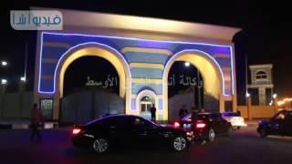 بالفيديو : زحام شديد بمسجد المشير في عزاء اللواء سامح سيف اليزل