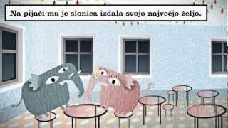 Nori Slon se je zaljubil